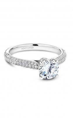 Noam Carver Classic Engagement Ring B146-02A product image