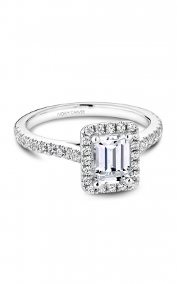 Noam Carver Fancy Engagement ring R050-04A product image