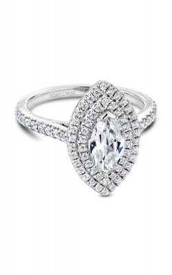 Noam Carver Fancy Engagement Ring R051-07A product image