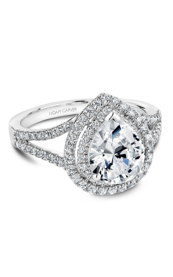 Noam Carver Vintage Engagement Ring B100-05A product image