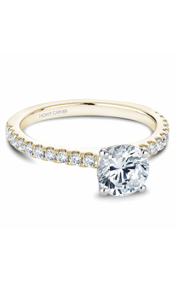 Noam Carver Solitaire Engagement Ring B101-01YM product image