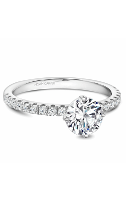Noam Carver Solitaire Engagement Ring B231-02WM product image