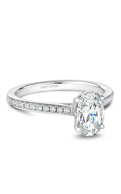Noam Carver Solitaire Engagement Ring B253-02WM product image
