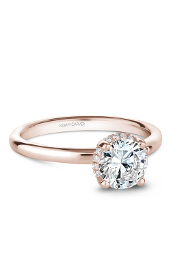 Noam Carver Solitaire Engagement Ring B263-02RM product image