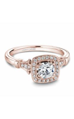 Noam Carver Halo Engagement Ring B076-01RM product image