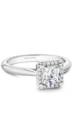 Noam Carver Halo Engagement Ring B260-02WM product image