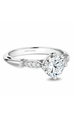Noam Carver Vintage Engagement Ring B268-01WM product image