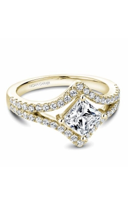 Noam Carver Modern Engagement Ring B209-01YM product image