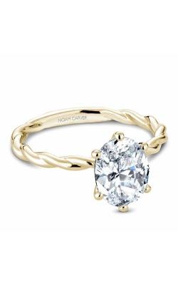 Noam Carver Twist Band Engagement Ring B167-01YM product image
