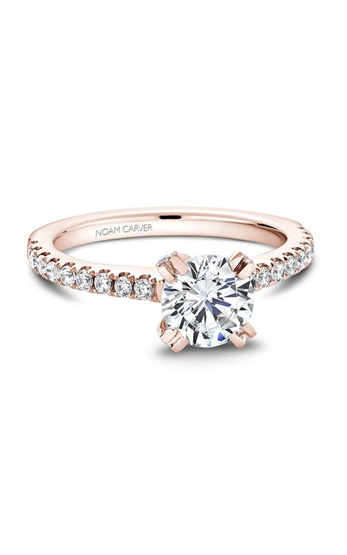 Noam Carver Modern Engagement ring B002-01RA product image