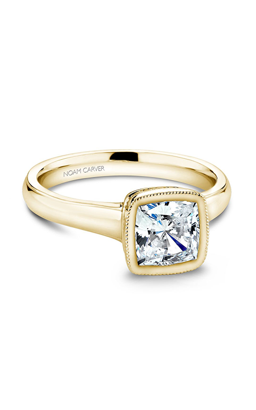 Noam Carver Vintage Engagement ring B026-01YA product image