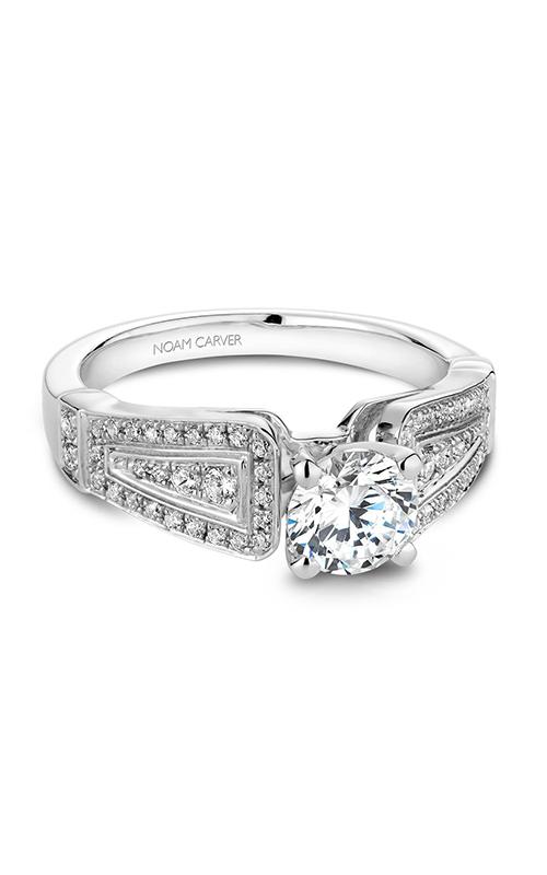 Noam Carver Vintage Engagement Ring B048-01A product image