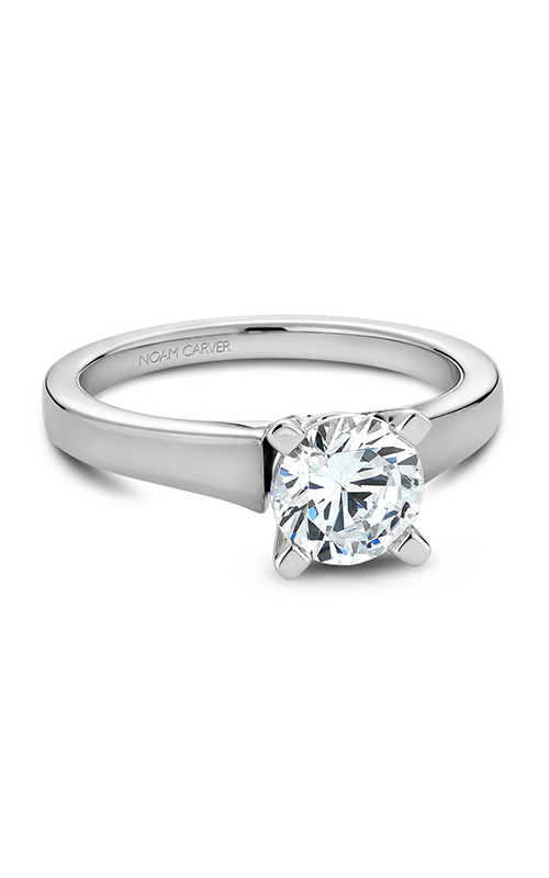 Noam Carver Classic Engagement ring B006-03A product image