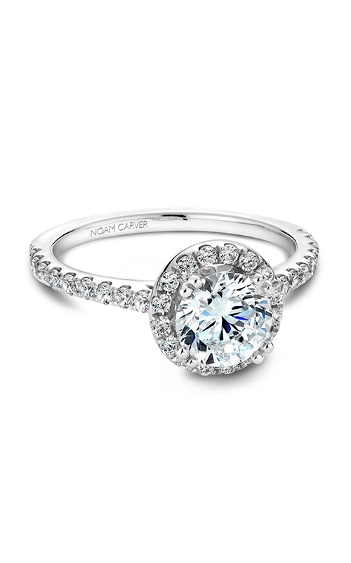 Noam Carver Classic Engagement ring B007-01A product image