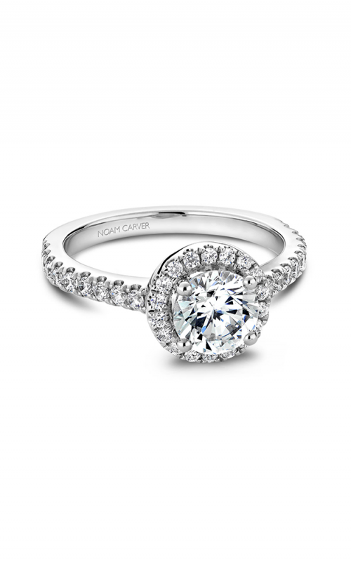 Noam Carver Classic Engagement ring B029-01A product image