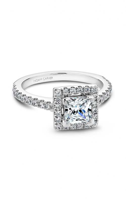 Noam Carver Classic Engagement ring B029-02A product image