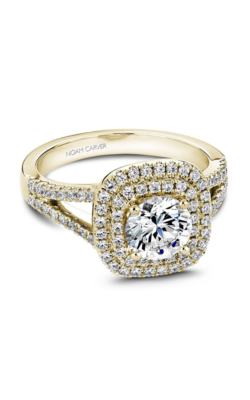 Noam Carver Classic Engagement Ring B035-01YA product image
