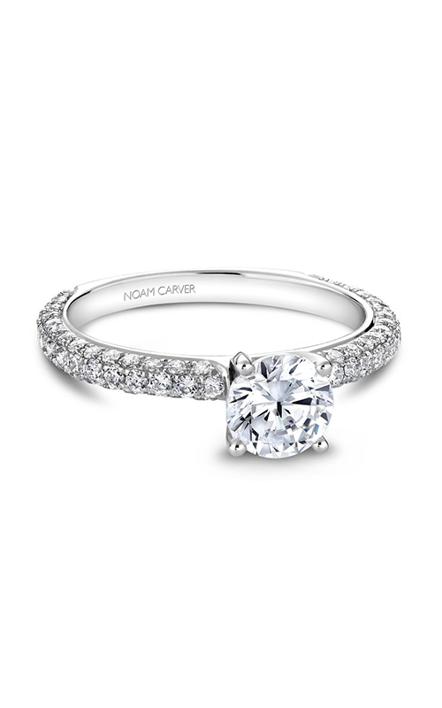Noam Carver Classic Engagement ring B054-01A product image