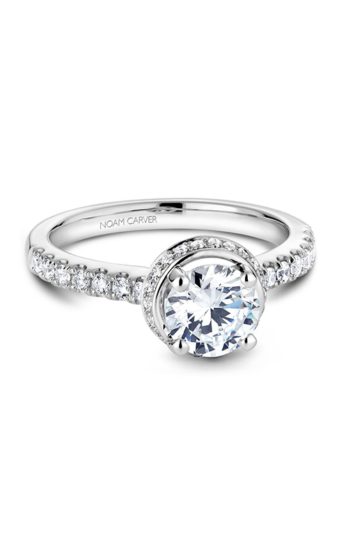 Noam Carver Classic Engagement ring B083-01A product image