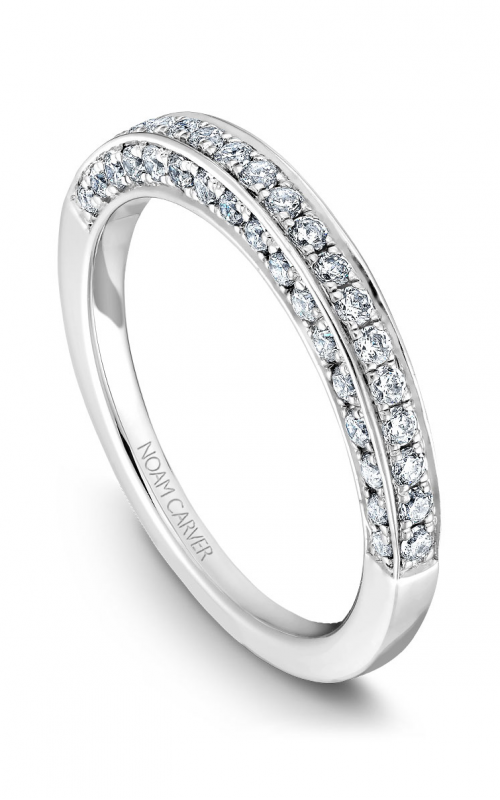 Noam Carver Wedding band B003-02B product image