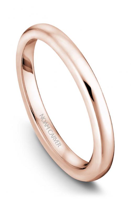 Noam Carver Wedding band B006-03RB product image