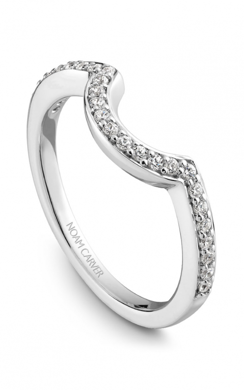 Noam Carver Wedding band B013-01B product image