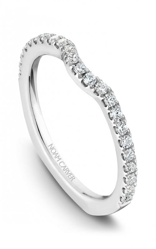 Noam Carver Wedding band B015-01B product image