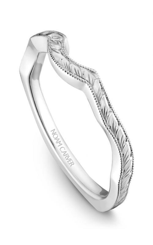 Noam Carver Wedding band B020-04EB product image