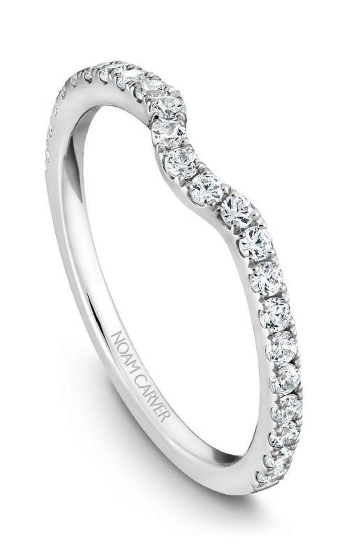 Noam Carver Wedding band B022-01B product image