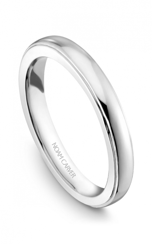 Noam Carver Wedding band B026-01B product image