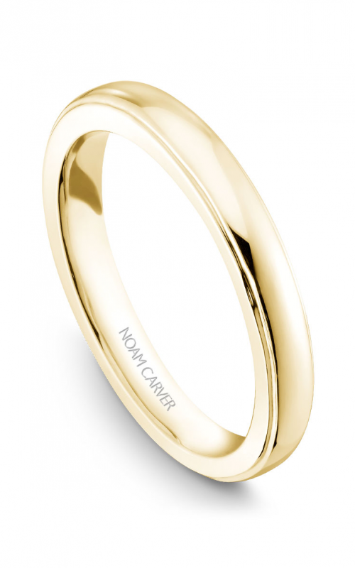 Noam Carver Wedding band B026-01YB product image