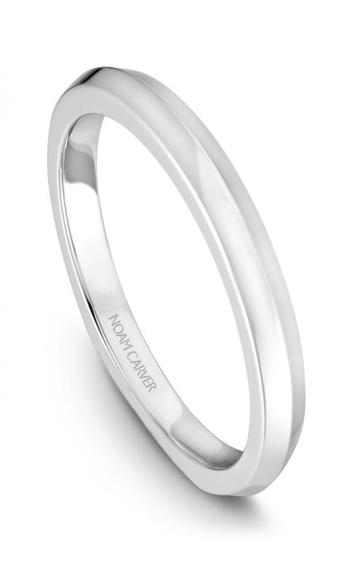 Noam Carver Wedding band B041-01B product image