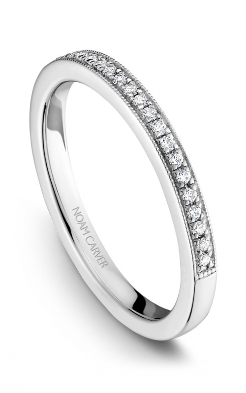 Noam Carver Wedding band B086-01B product image