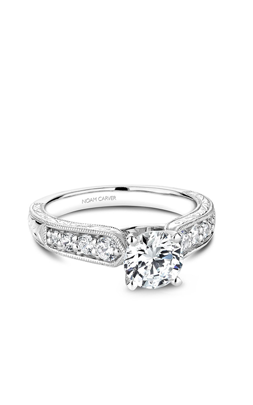 Noam Carver Vintage Engagement ring B174-01A product image