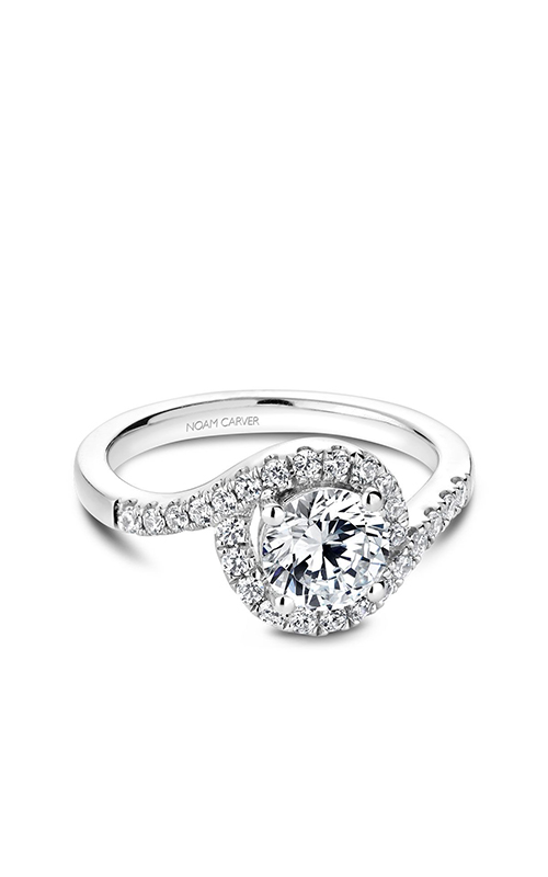 Noam Carver Modern Engagement Ring B186-01A product image