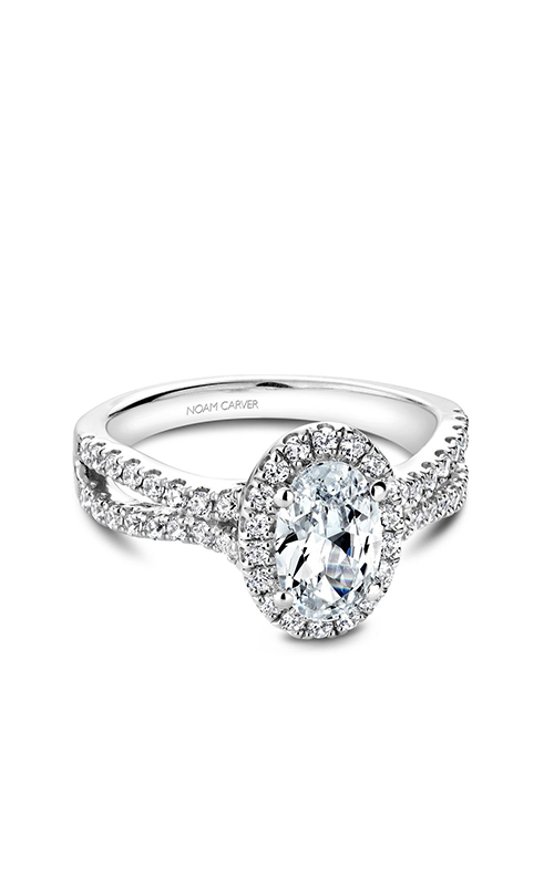 Noam Carver Fancy Engagement ring B215-01A product image