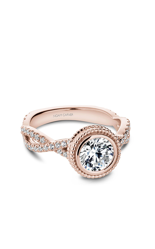 Noam Carver Modern Engagement Ring R010-01RA product image