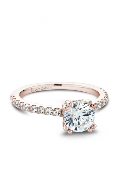 Noam Carver Classic Engagement ring B004-01RA product image