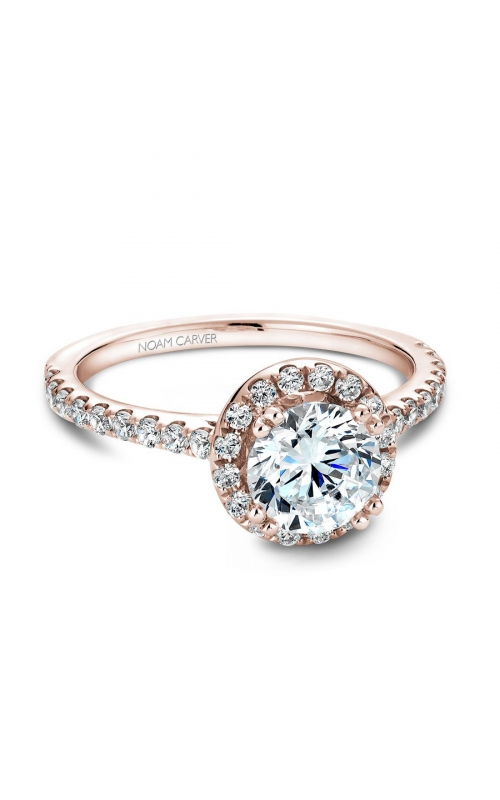 Noam Carver Modern Engagement ring B007-01RA product image