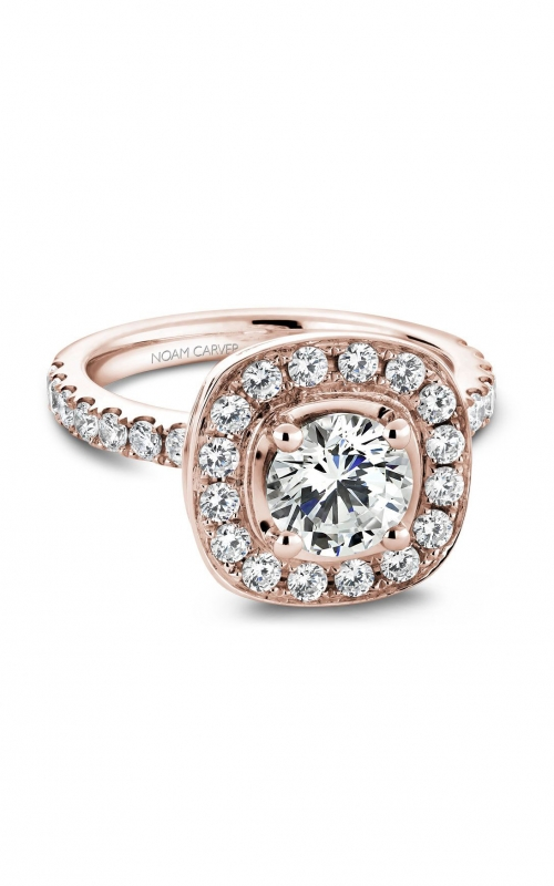 Noam Carver Modern Engagement ring B011-01RA product image