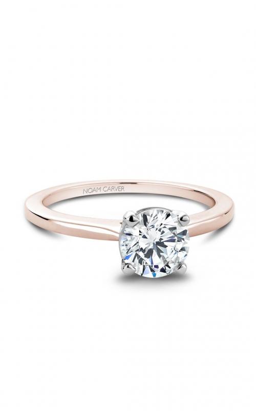 Noam Carver Classic Engagement ring B018-01RWA product image