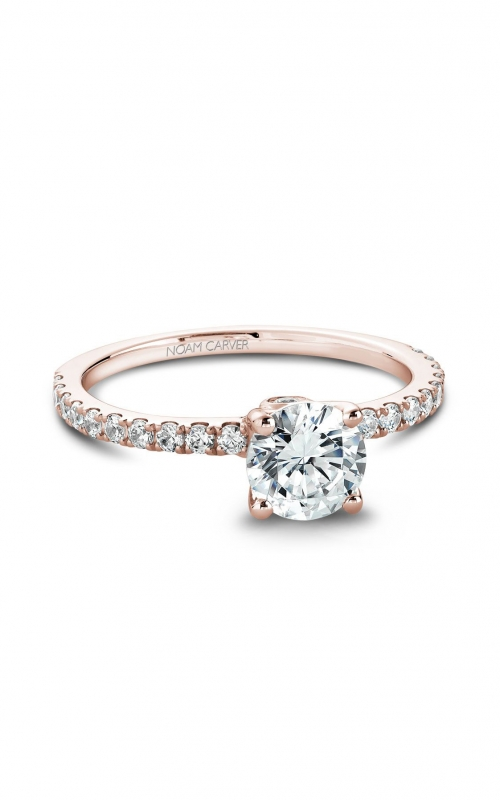 Noam Carver Classic Engagement ring B022-01RA product image