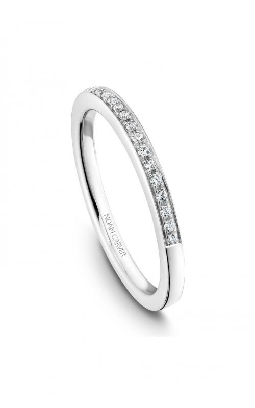 Noam Carver Wedding band B048-01B product image