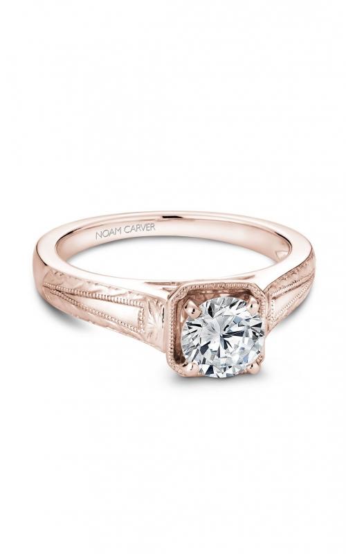 Noam Carver Classic Engagement Ring B078-01RA product image