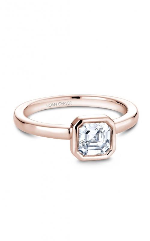 Noam Carver Classic Engagement Ring B095-01RA product image