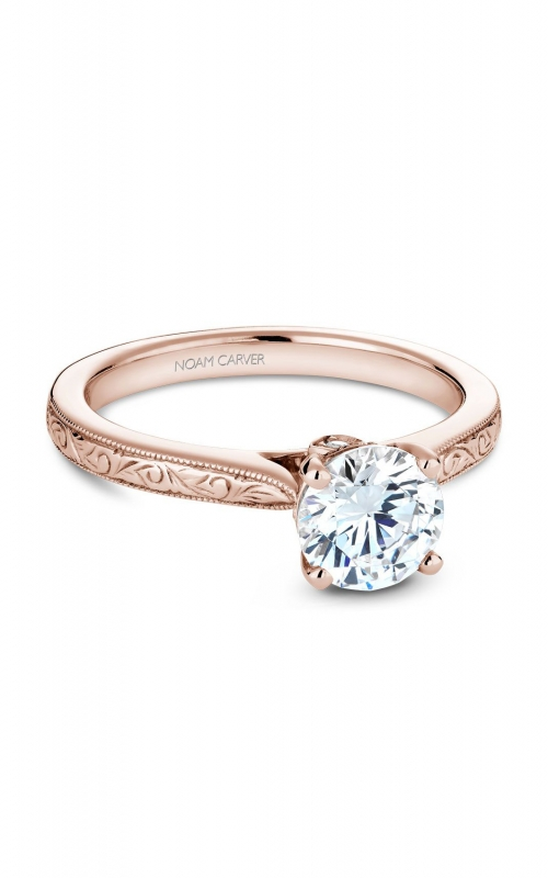Noam Carver Classic Engagement ring B140-02REA product image