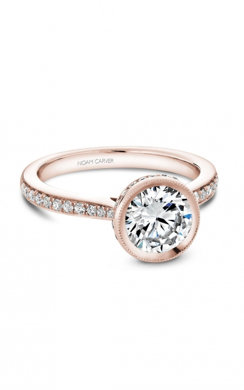 Noam Carver Classic Engagement Ring B141-12RA product image