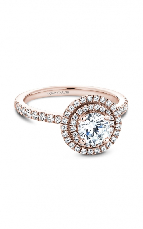 Noam Carver Classic Engagement Ring B142-07RA product image