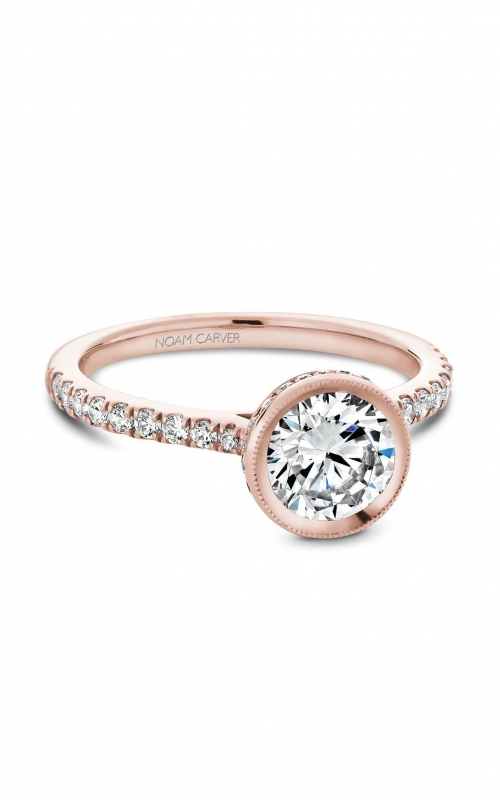 Noam Carver Classic Engagement ring B142-12RA product image