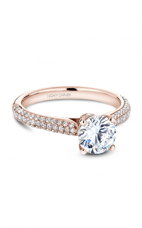 Noam Carver Classic Engagement Ring B146-02RA product image